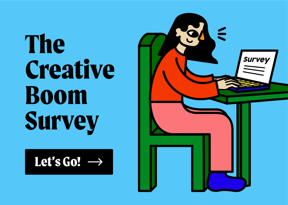 Take The Creative Boom Survey