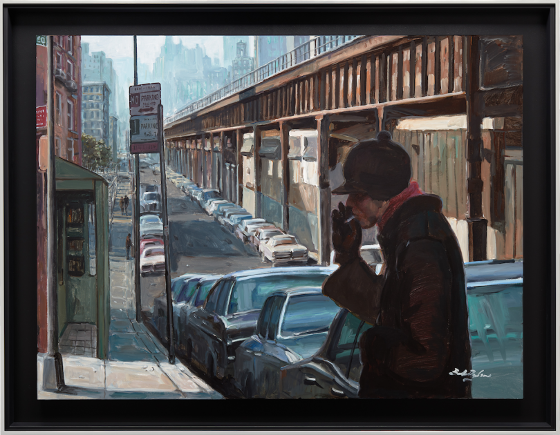 Bob Dylan, Untitled, 2020