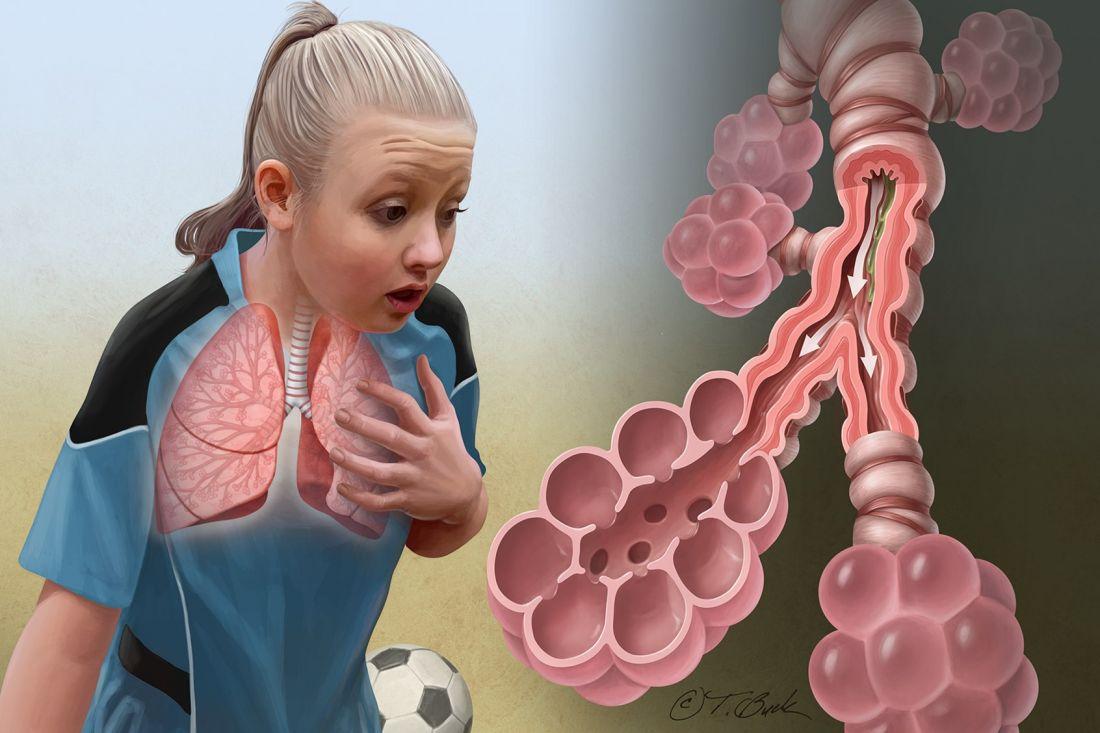 Asthma © Todd Buck