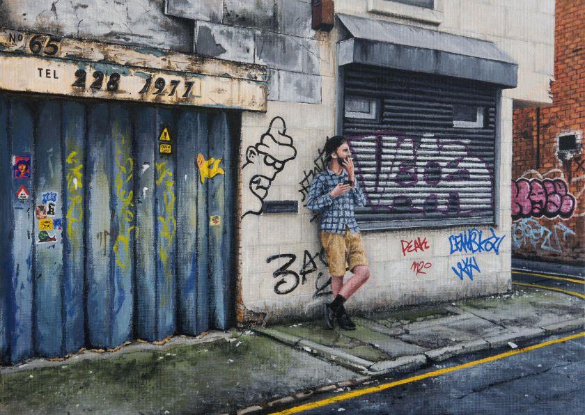 65 Little Lever Street, 2021 © Peter Davis