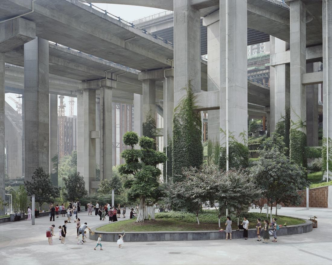 Egongyan Park, Chongqing, 2017  Egongyan Park, Chongqing, 2017 © Yan Wang Preston