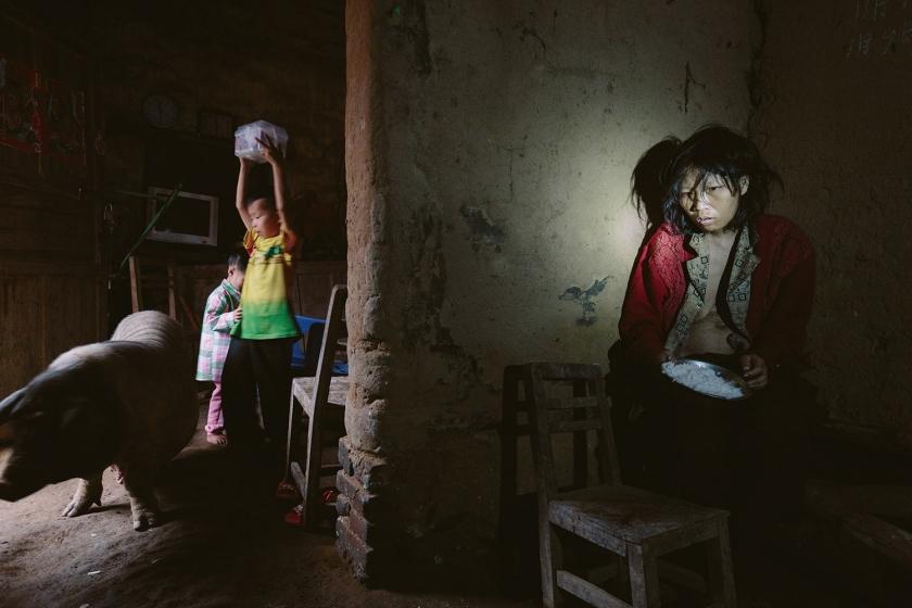 Yuyang Liu, At Home With Mental Illness