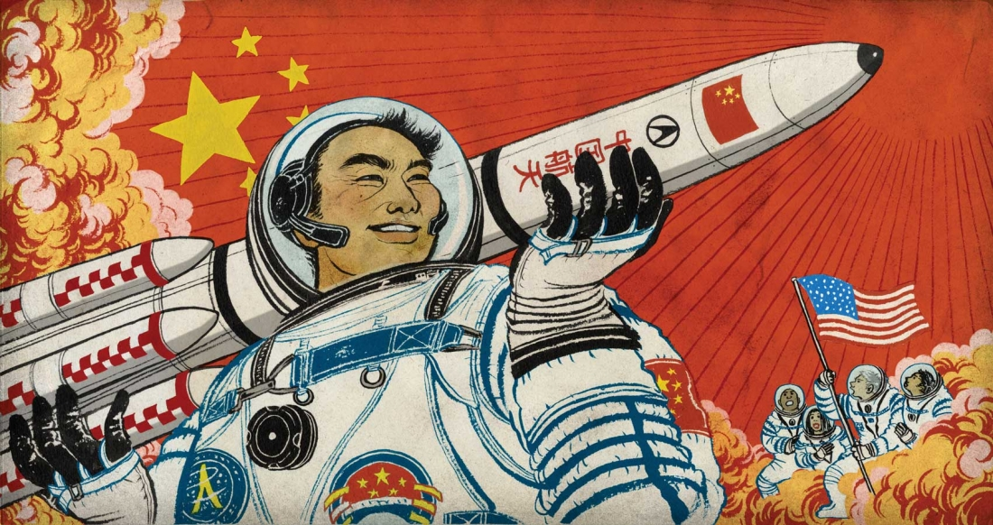 Chinese Rocket, Long March