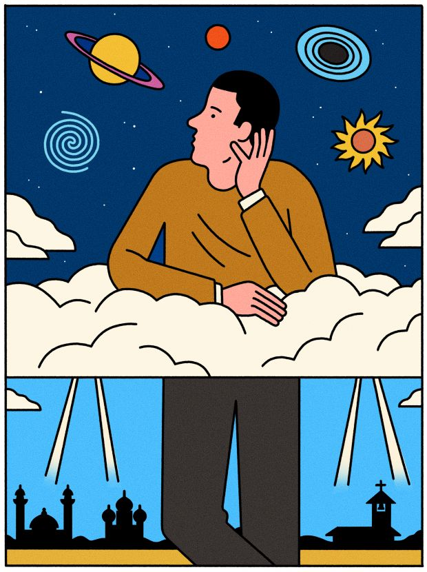 Atheism, The New Yorker