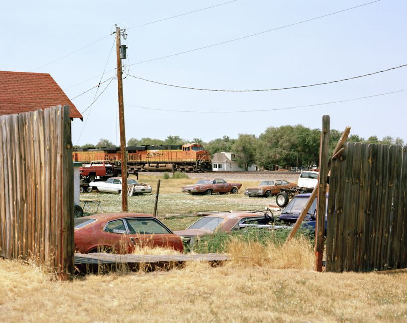 From the series, Crown Ditch and the Prairie Castle © Kyler Zeleny