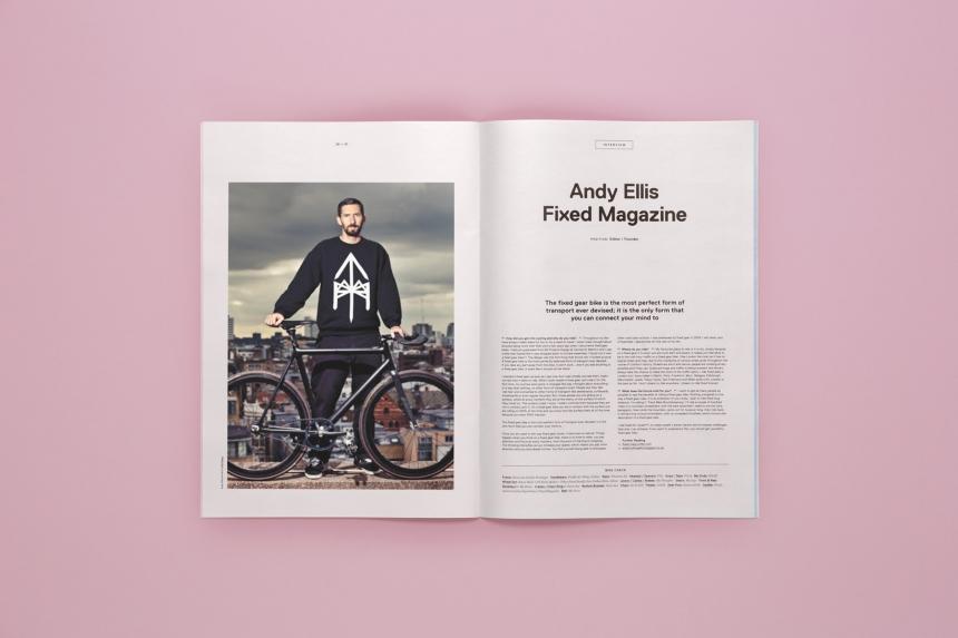Bike V Design (Design Museum) © Six. Design + AD, Darren Firth