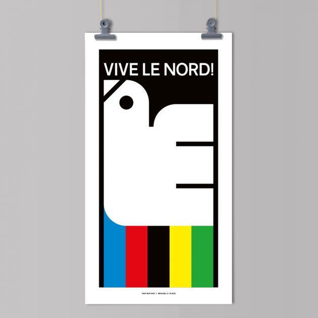 Vive Le Nord! by Michael C Place