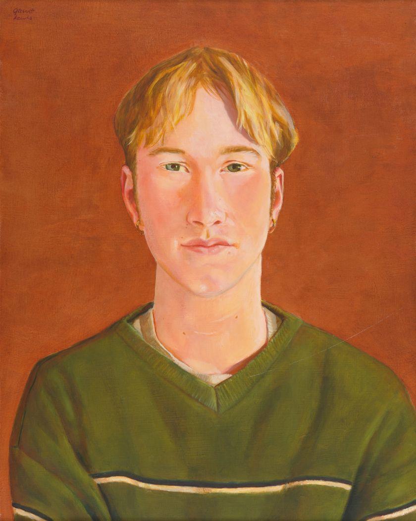 Lewis, Sumer Portrait, 2009