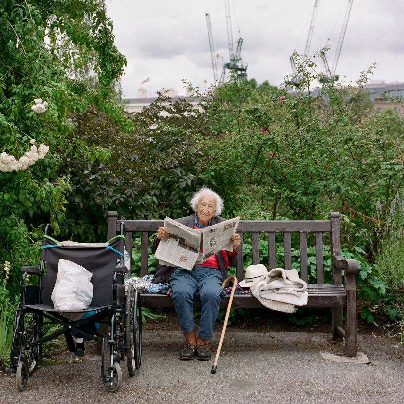 ParkLife by Sophia Spring is published by Hoxton Mini Press