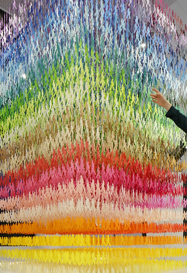 Emmanuelle Moureaux, Courtesy of Aesthetica Art Prize and the artist.
