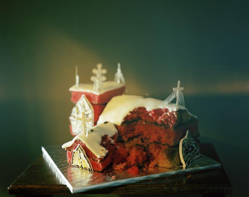 Night feeder 2, Celebrate © Dawn Woolley