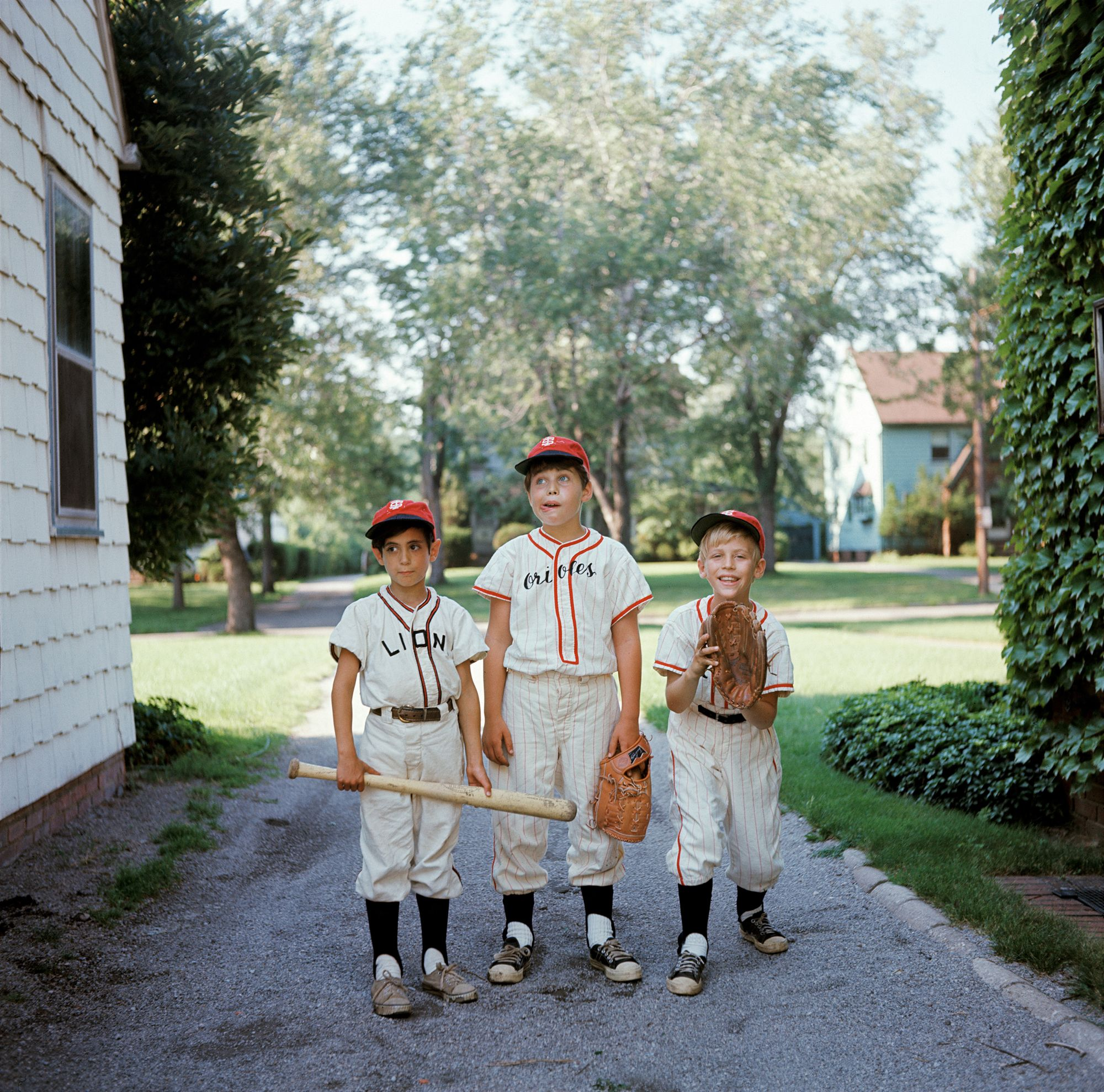 Past Lives in Kodachrome: Anonymous family photographs from the midcentury