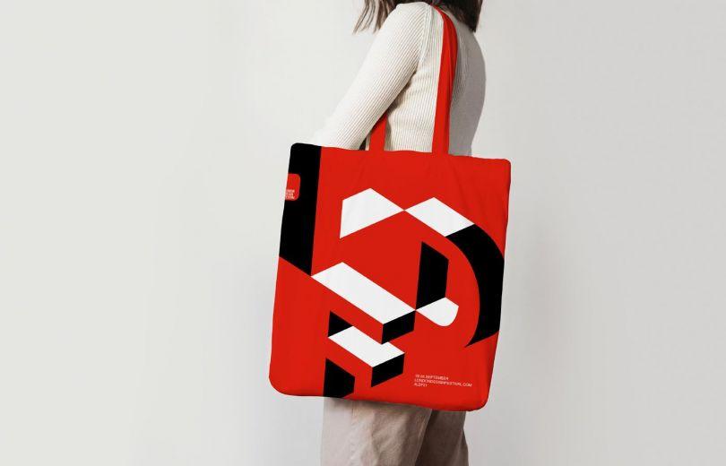 Identity by Pentagram for London Design Festival 2021