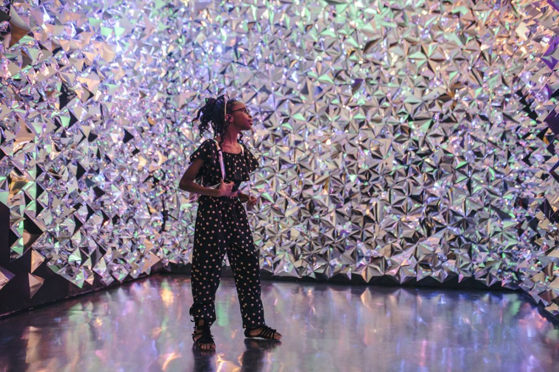 New Pop Up Museum In Chicago Features An Incredible Yayoi