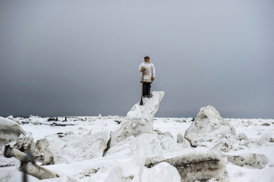 Alarming photographs of the Arctic that show the irreversible effects of climate change