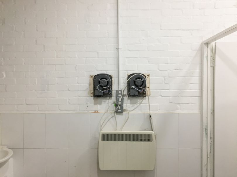 All images from Hand Dryers by Samuel Ryde, published by Unicorn, £10  © [Samuel Ryde](http://www.samuelryde.com) 2020