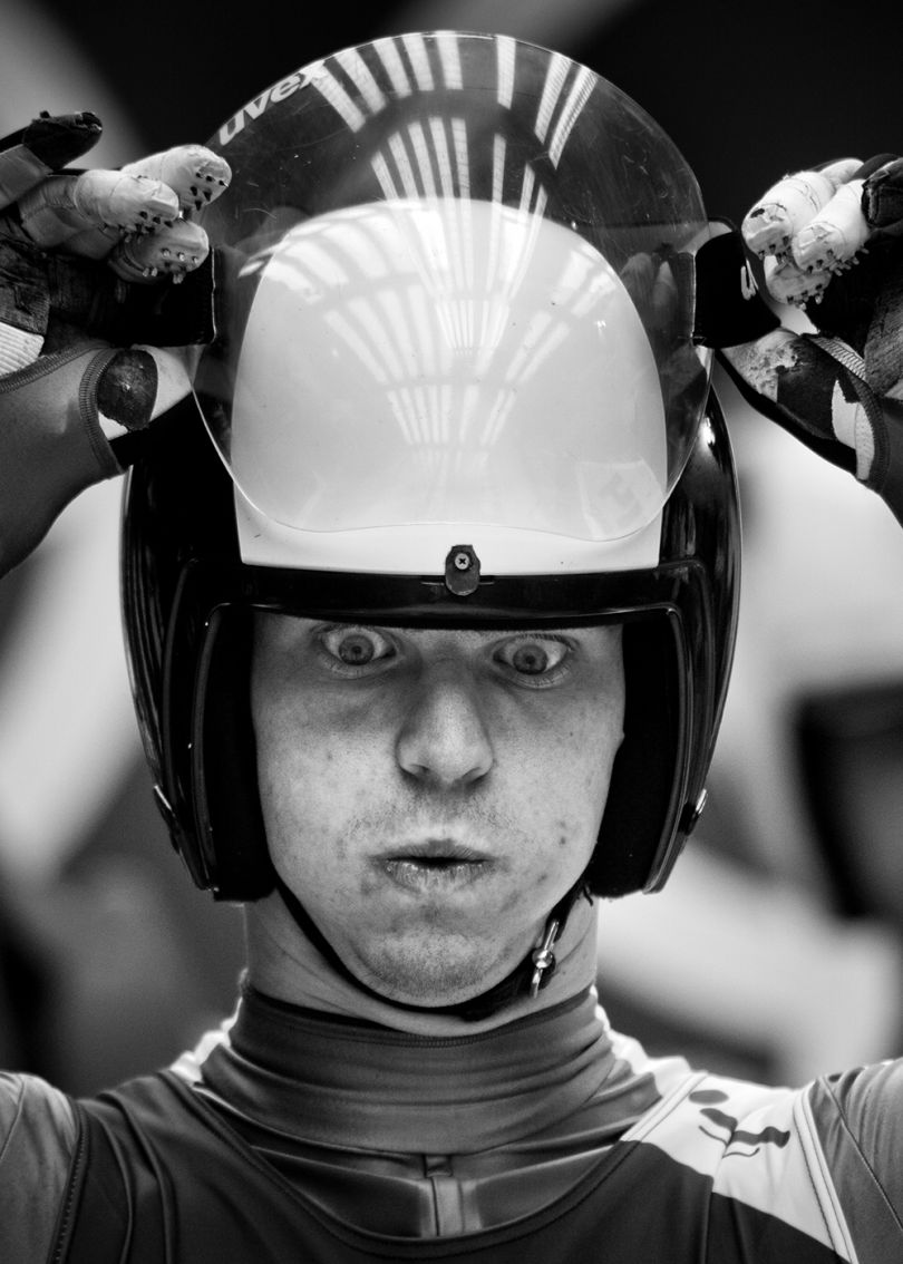 Olympic Faces by Sascha Fromm, Germany, Shortlist, Sport, Professional Competition, 2015 Sony World Photography Awards