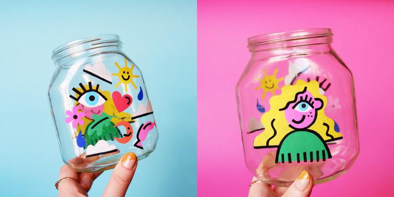 Jars by Laura Bee