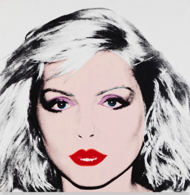Andy Warhol, Blondie 1981. © 2019 The Andy Warhol Foundation for the Visual Arts, Inc. / Licensed by Artists Rights Society (ARS), New York