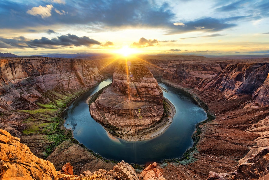 Horseshoe Bend, United States