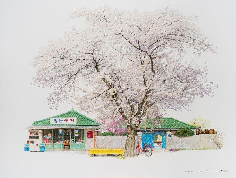 Jeongdeun store, 2020 © Me Kyeoung Lee