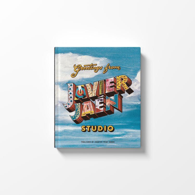 Greetings from Javier Jaén Studio via Counter Print