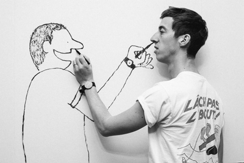 Jean Jullien: Musings about creativity, freedom and the joys of illustration