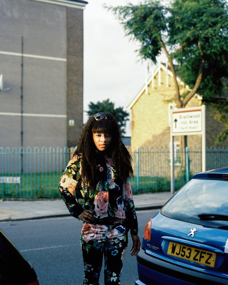 Photographer Inzajeano Latif's street portraits of the real people of Tottenham