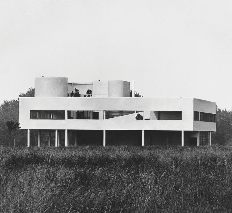 Le Corbusier: Villa Savoye, Poissy, France, 1929. Picture credit: Fondation Le Corbusier