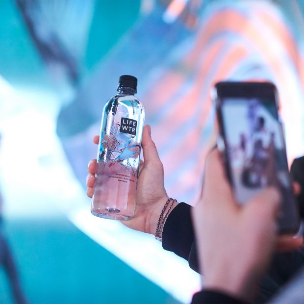 Lifewtr Series 7: Art Through Technology by PepsiCo Design and Innovation, A' Design Award winner in Packaging Design, 2019 - 2020