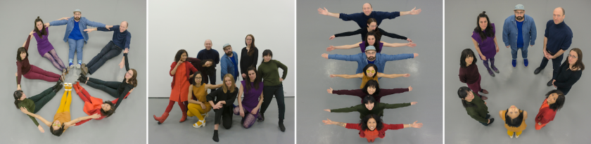 PHI Foundation for Contemporary Art team in Montreal Canada