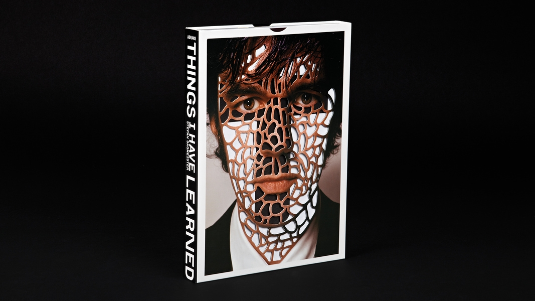 Things I Have Learned In My LIfe So Far by Stefan Sagmeister
