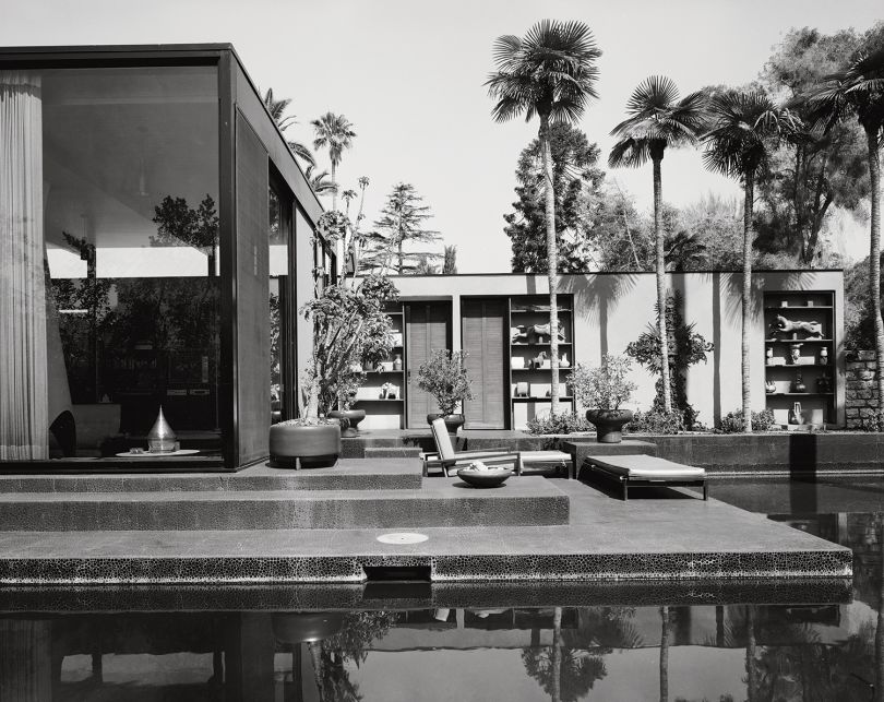William L. Pereira & Associates, Pereira Residence, Los Angeles, 1964. Picture credit: courtesy of the Estate of Marvin Rand