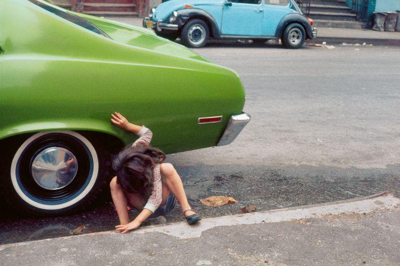 Helen Levitt, New York, 1980 Private collection © Film Documents LLC / courtesy Galerie Thomas Zander, Cologne