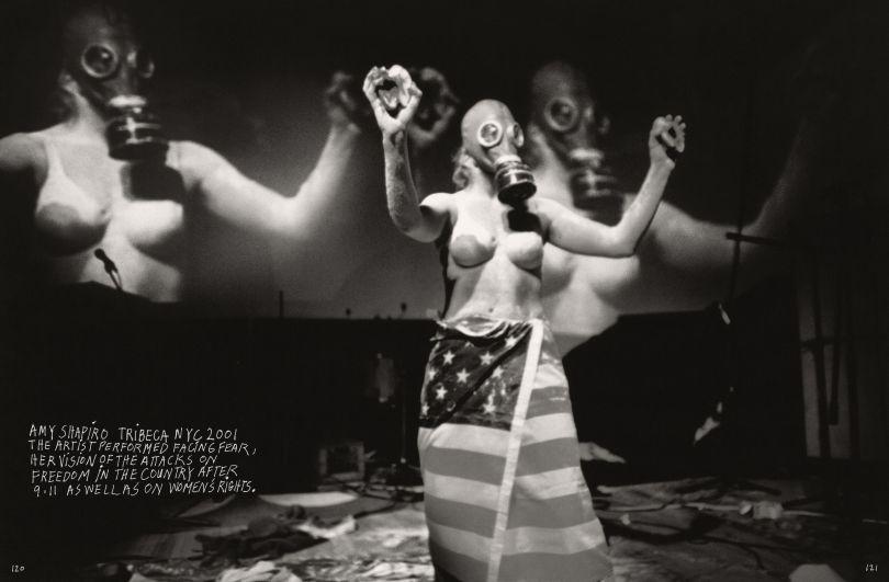 Amy Shapiro Tribecca 2001