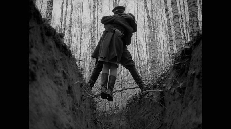 Ivan's Childhood, Andrei Tarkovsky