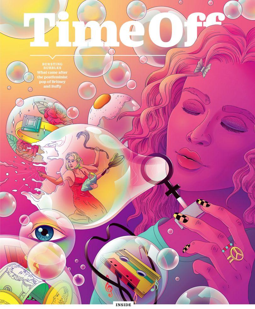 TIME magazine © Ari Liloan