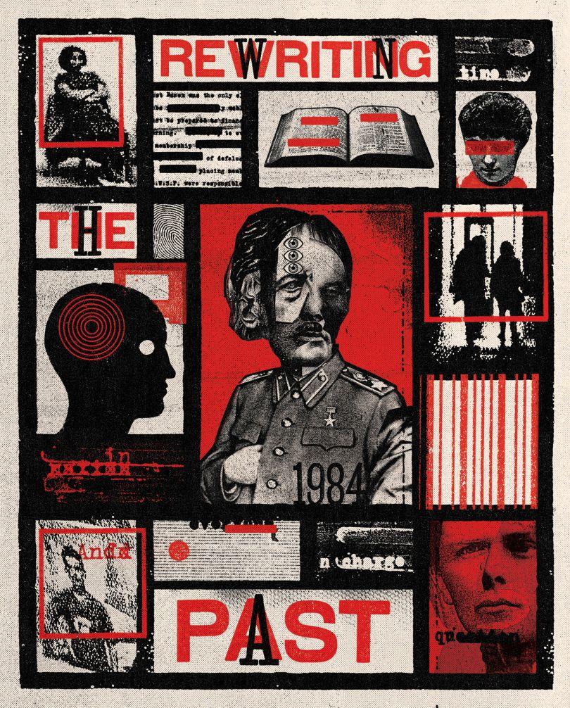 ILLUSTRATED JOURNALISM Ben Jones - The History Behind 1984