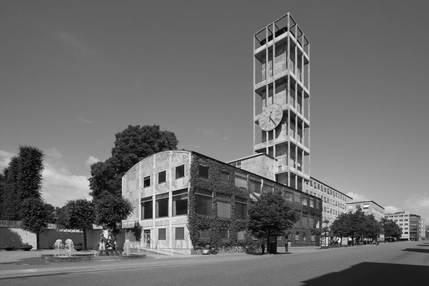 Town Hall, Aarhus, Denmark, 1939-41 © Photo: Jean Molitor