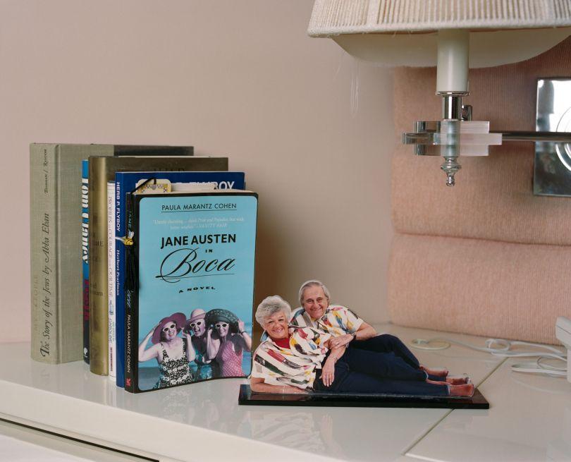 Gillian Laub, Grandma's bedside table, 2004. © Gillian Laub
