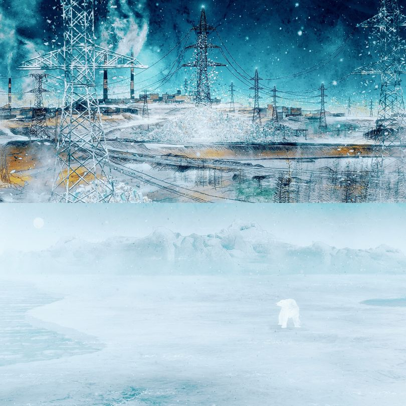 By Polar Animation by Lok Kee Rocky Fong, winner in the Movie, Video and Animation Design Category, 2020-2021.
