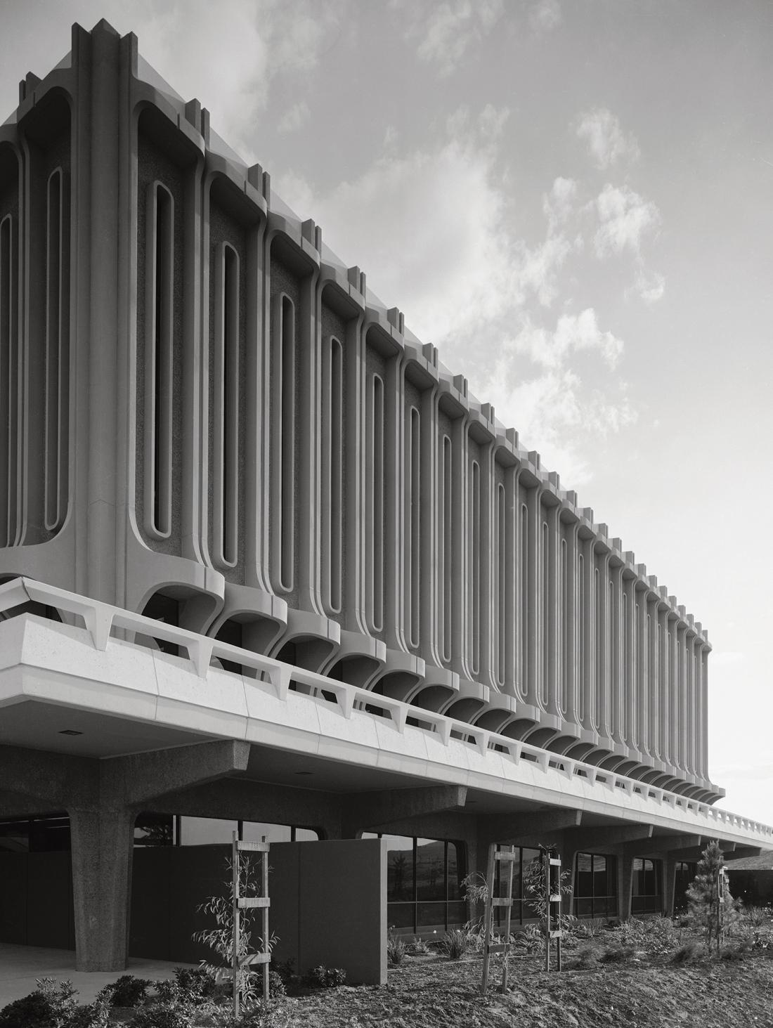 William L. Pereira & Associates, University of California, Irvine, 1966. Picture credit: courtesy of the Estate of Marvin Rand