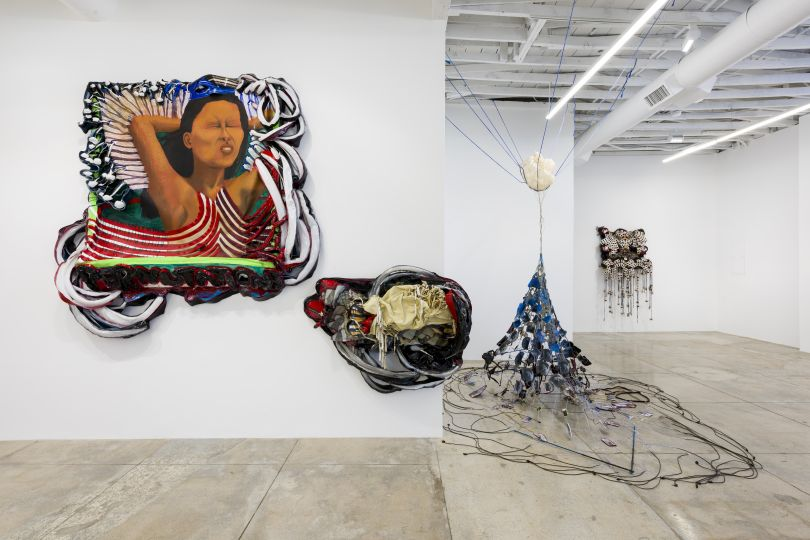 © Installation View, Alicia Piller, Spirit of the Times, Lowell Ryan Projects