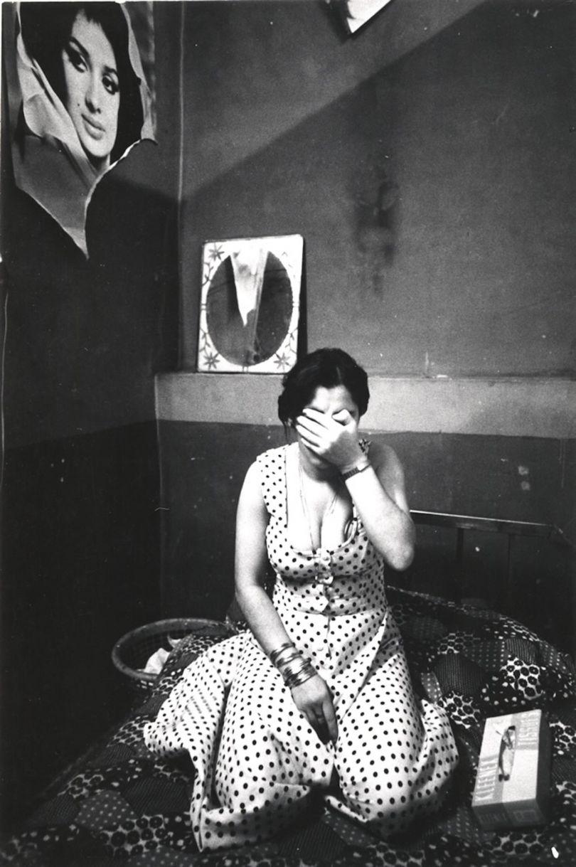 Kaveh Golestan, untitled (Prostitute Series, 1975-1977)