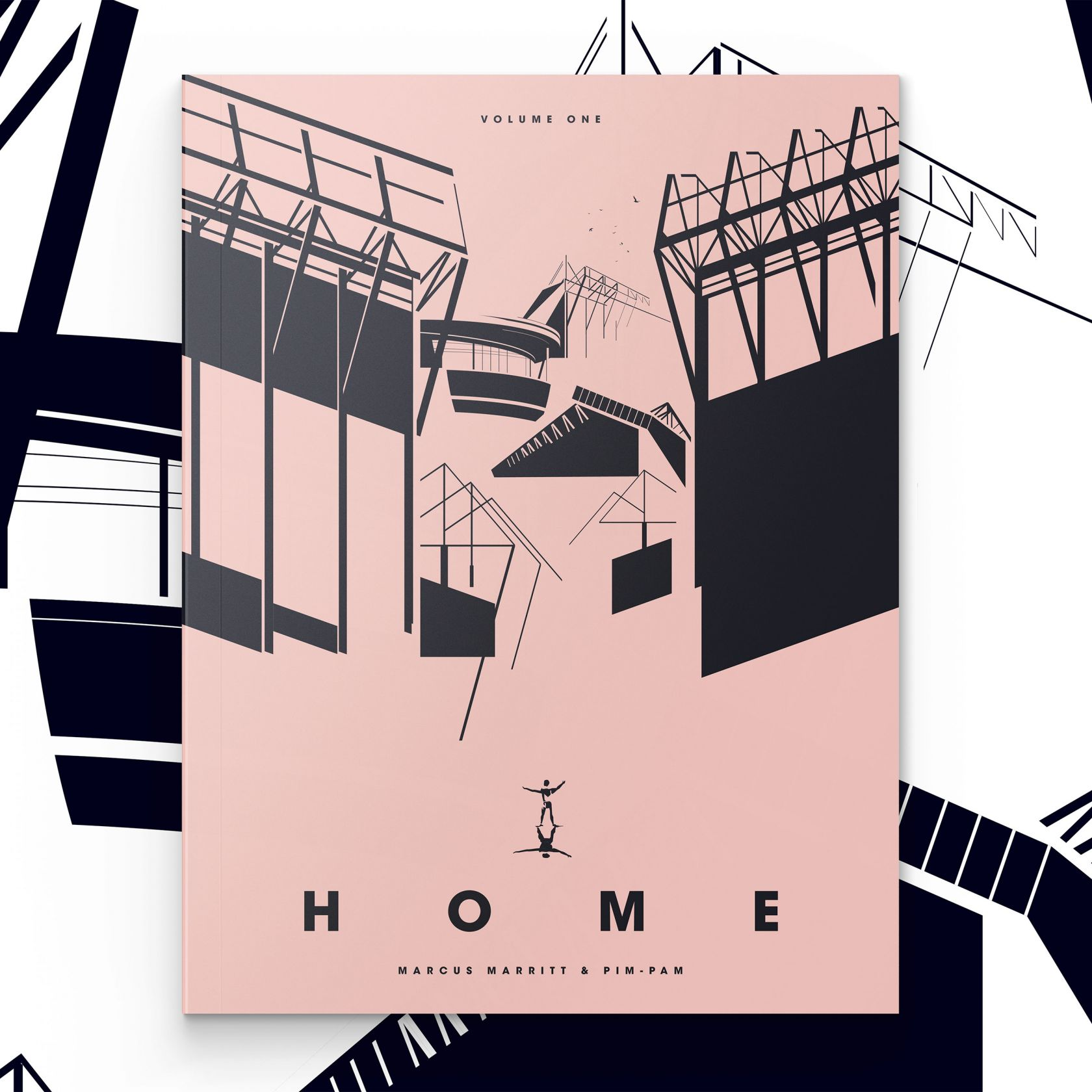 Where the heart is: illustrated book HOME celebrates football stadia and their songs