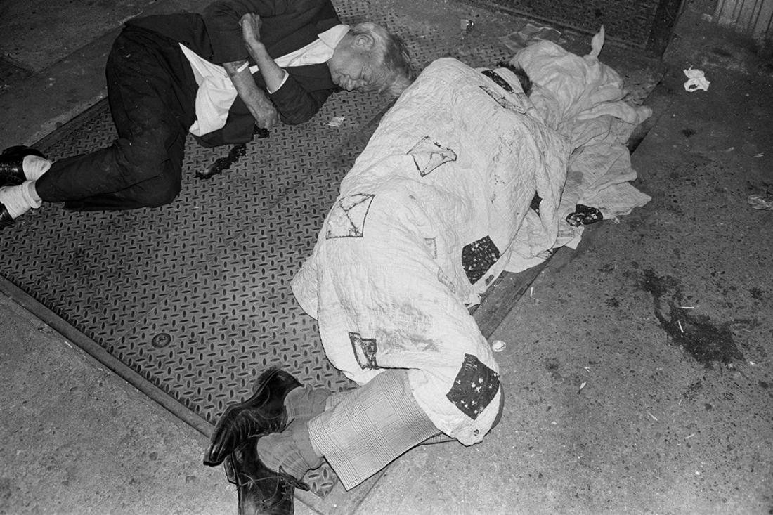 Bowery 1973 | © Edward Grazda
