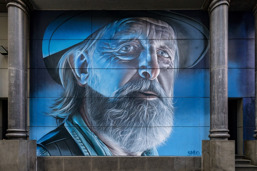 Australian artists unite to create Melbourne's first official street art precinct