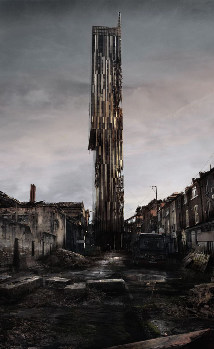 Beetham Tower, Manchester