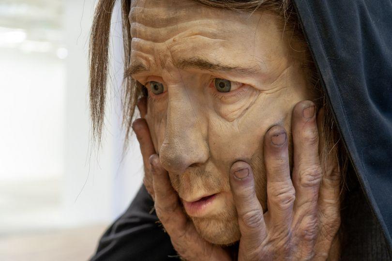 Homeless Still Human, 2015 © Paul Trefry. Photography by Jamie James