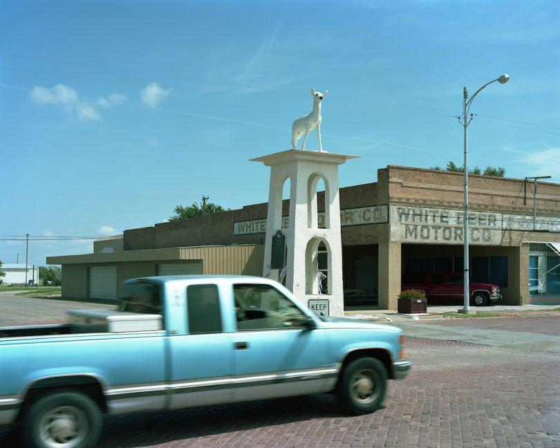 Whitedeer Texas